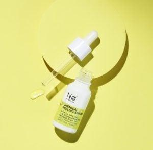 Chemisches Peeling Serum basiert auf Aloe Vera Saft